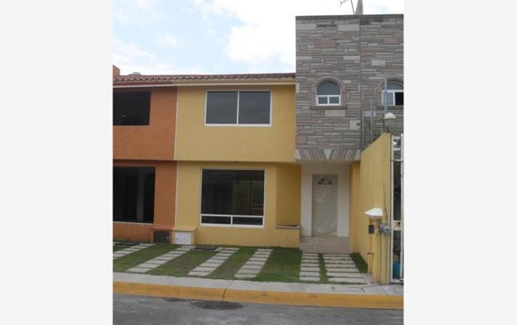 Foto de casa en venta en  1, tepetlixco, tultepec, méxico, 987941 No. 01