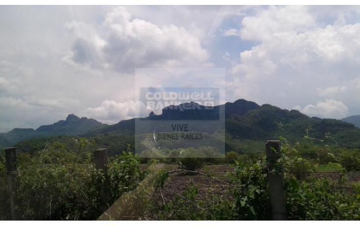Foto de terreno habitacional en venta en  1, tepoztlán centro, tepoztlán, morelos, 1028929 No. 01