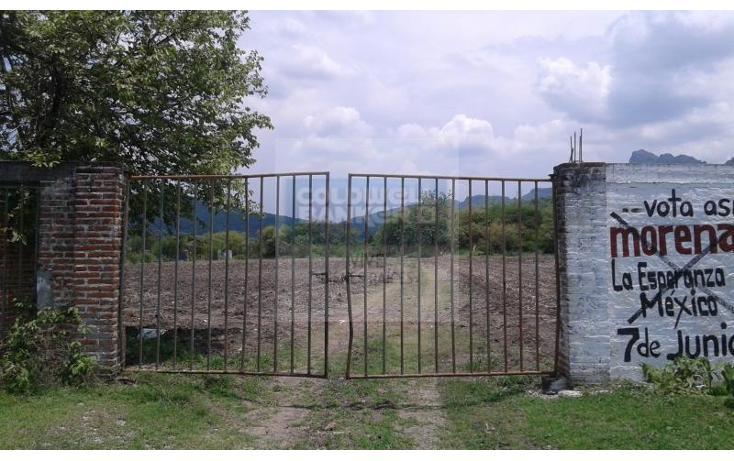 Foto de terreno habitacional en venta en  1, tepoztlán centro, tepoztlán, morelos, 1028929 No. 04