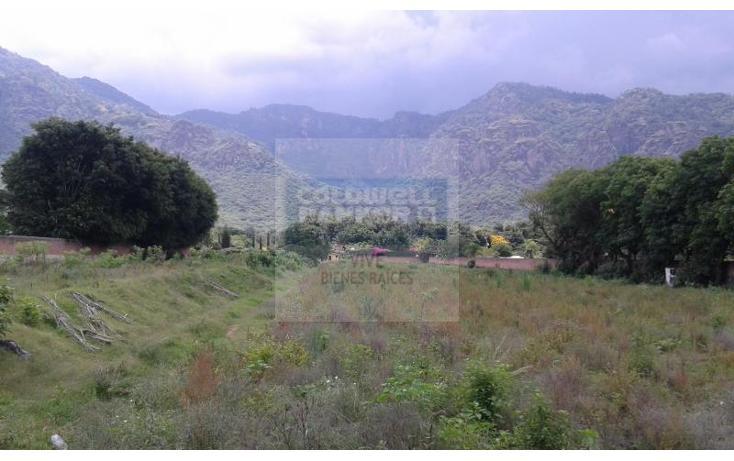 Foto de terreno habitacional en renta en  1, tepoztlán centro, tepoztlán, morelos, 1028931 No. 09