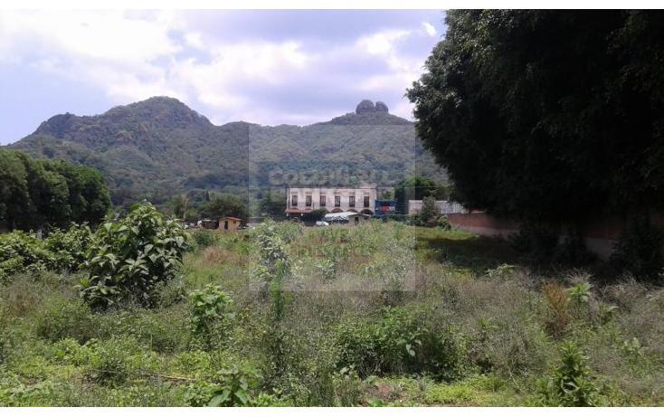 Foto de terreno habitacional en venta en  1, tepoztlán centro, tepoztlán, morelos, 1028995 No. 03