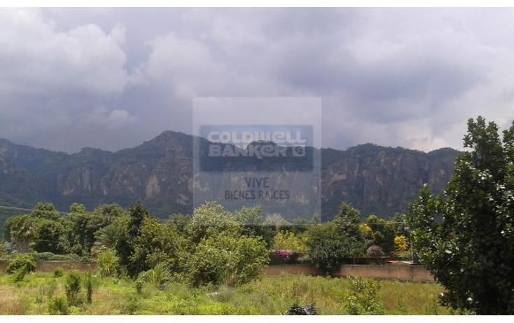 Foto de terreno habitacional en venta en  1, tepoztlán centro, tepoztlán, morelos, 1028995 No. 04