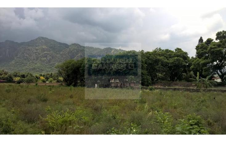 Foto de terreno habitacional en venta en  1, tepoztlán centro, tepoztlán, morelos, 1028995 No. 08