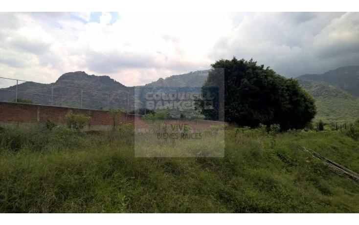 Foto de terreno habitacional en venta en  1, tepoztlán centro, tepoztlán, morelos, 1028995 No. 09