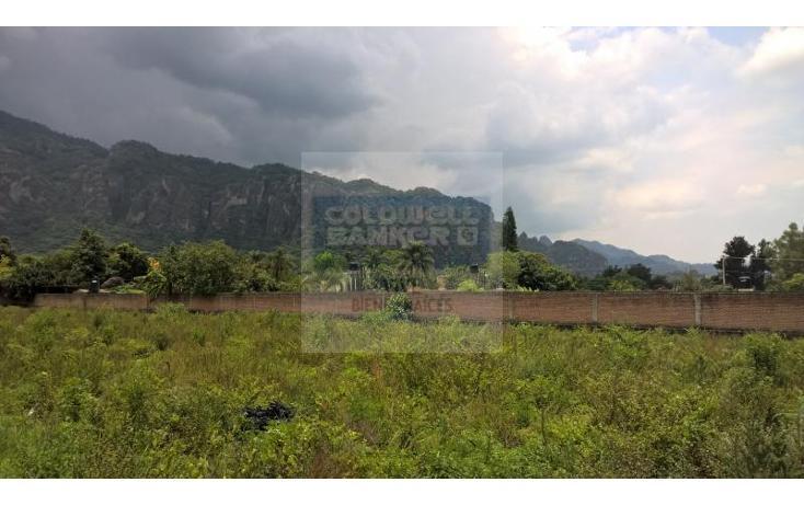 Foto de terreno habitacional en venta en  1, tepoztlán centro, tepoztlán, morelos, 1028995 No. 11