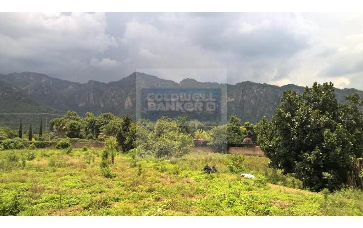 Foto de terreno habitacional en venta en  1, tepoztlán centro, tepoztlán, morelos, 1028995 No. 14