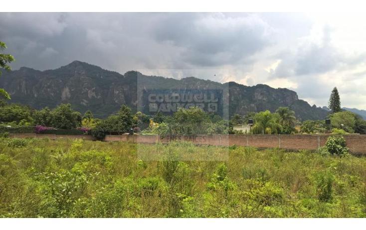 Foto de terreno habitacional en venta en  1, tepoztlán centro, tepoztlán, morelos, 1028995 No. 15