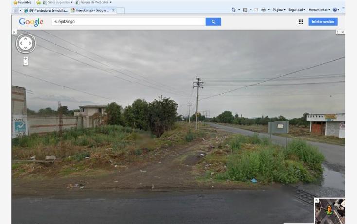 Foto de terreno habitacional en venta en  1, tercero, huejotzingo, puebla, 495051 No. 01