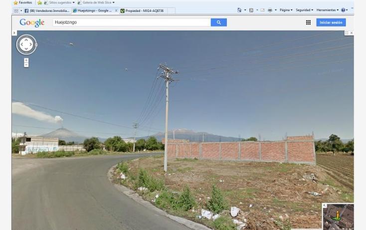 Foto de terreno habitacional en venta en  1, tercero, huejotzingo, puebla, 495051 No. 02
