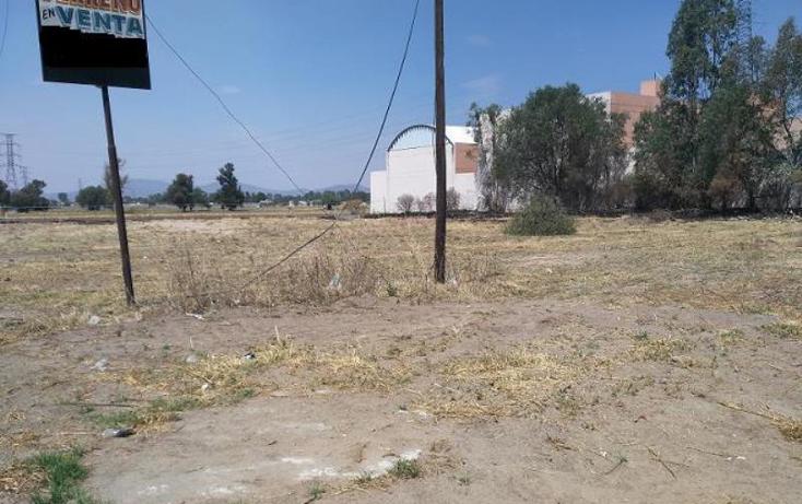 Foto de terreno comercial en venta en  1, texcoco de mora centro, texcoco, m?xico, 1763376 No. 03