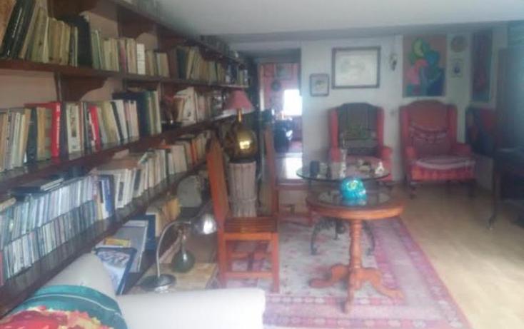 Foto de departamento en renta en  1, tlacopac, álvaro obregón, distrito federal, 1595854 No. 12