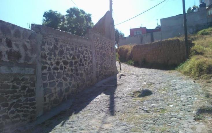 Foto de terreno habitacional en venta en  1, tlaxcala centro, tlaxcala, tlaxcala, 370195 No. 04