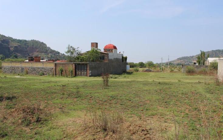 Foto de terreno habitacional en venta en  1, totolapan, totolapan, morelos, 1934434 No. 01