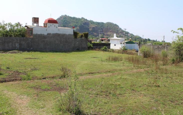 Foto de terreno habitacional en venta en  1, totolapan, totolapan, morelos, 1934434 No. 03
