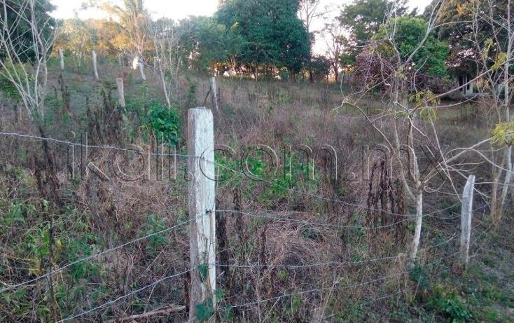 Foto de terreno habitacional en venta en  1, túxpam vivah, tuxpan, veracruz de ignacio de la llave, 1685636 No. 07