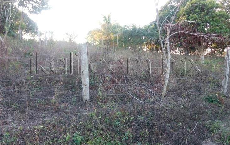 Foto de terreno habitacional en venta en  1, túxpam vivah, tuxpan, veracruz de ignacio de la llave, 1685636 No. 08