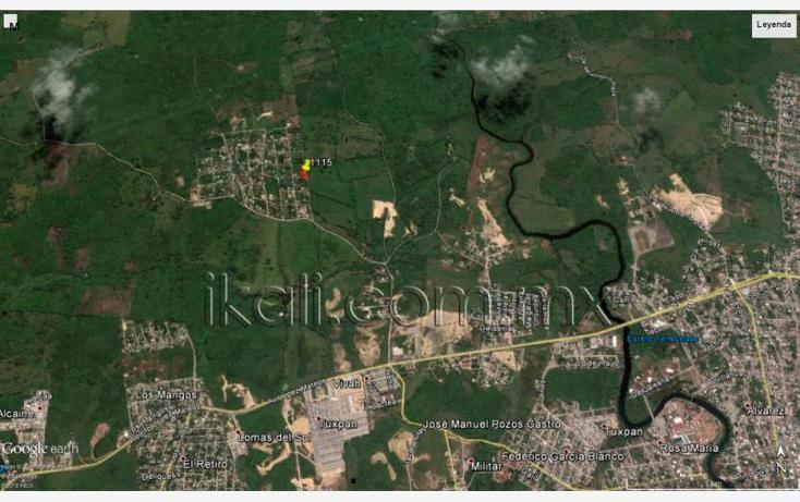Foto de terreno habitacional en venta en  1, túxpam vivah, tuxpan, veracruz de ignacio de la llave, 1685636 No. 10