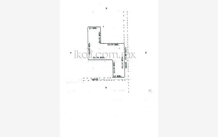 Foto de terreno habitacional en venta en  1, túxpam vivah, tuxpan, veracruz de ignacio de la llave, 1685636 No. 12