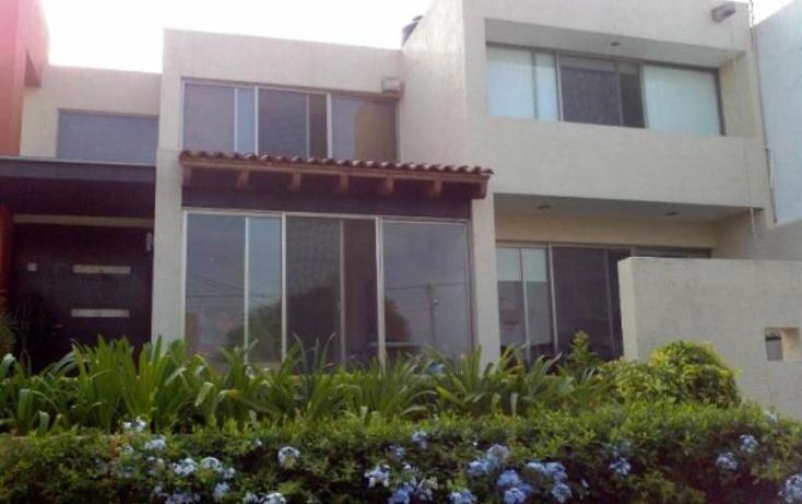 Foto de casa en venta en  1, tzompantle norte, cuernavaca, morelos, 1005359 No. 01