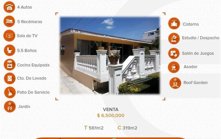 Foto de casa en venta en  1, universidad, toluca, méxico, 1437185 No. 01