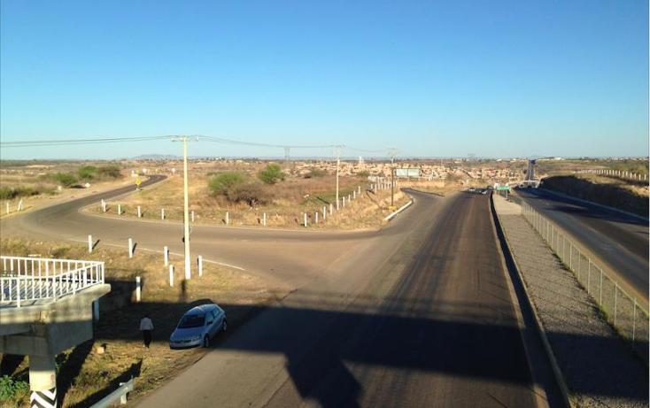Foto de terreno comercial en venta en avenida tecnologico ---1, valle de los cactus, aguascalientes, aguascalientes, 490124 No. 01