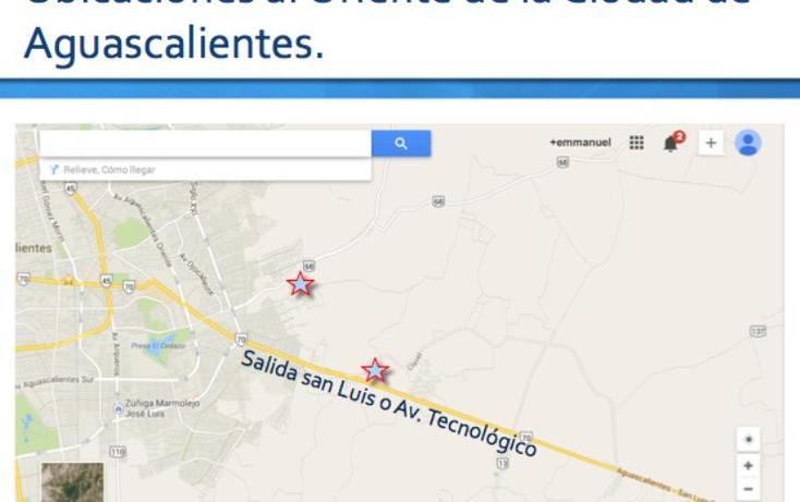 Foto de terreno comercial en venta en avenida tecnologico ---1, valle de los cactus, aguascalientes, aguascalientes, 490124 No. 02