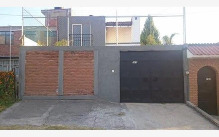 Foto de casa en venta en  1, valle de mil cumbres, morelia, michoac?n de ocampo, 1670958 No. 01