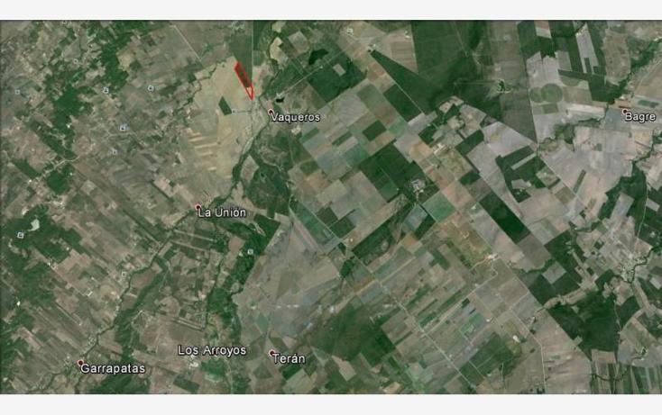 Foto de terreno industrial en venta en  1, vaqueros, cadereyta jiménez, nuevo león, 602527 No. 01