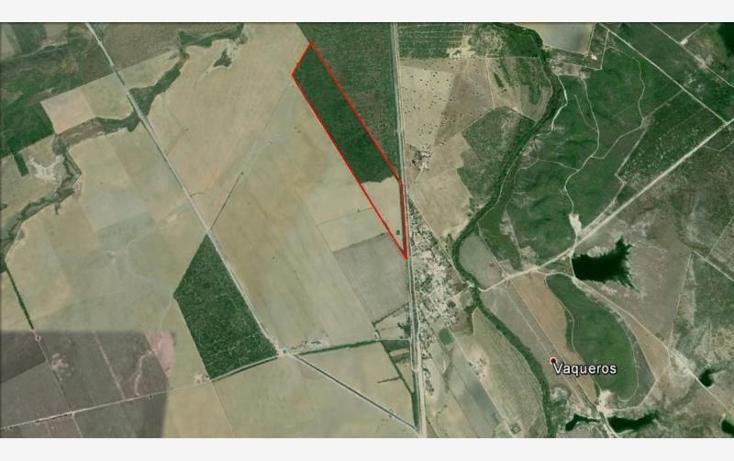 Foto de terreno industrial en venta en  1, vaqueros, cadereyta jiménez, nuevo león, 602527 No. 02