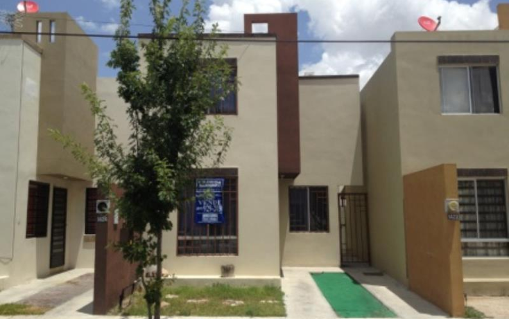 Foto de casa en venta en  1, ventura, reynosa, tamaulipas, 522927 No. 01