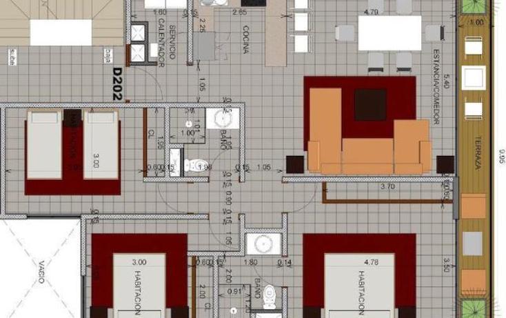 Foto de departamento en venta en  1, vertiz narvarte, benito juárez, distrito federal, 2149652 No. 12