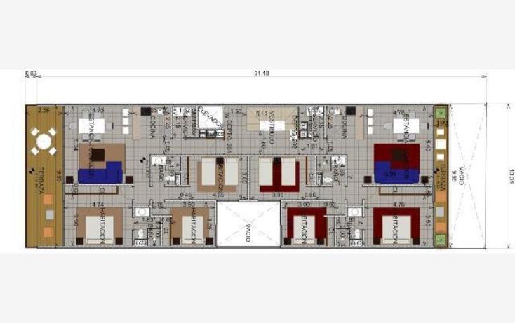 Foto de departamento en venta en  1, vertiz narvarte, benito juárez, distrito federal, 2149652 No. 13
