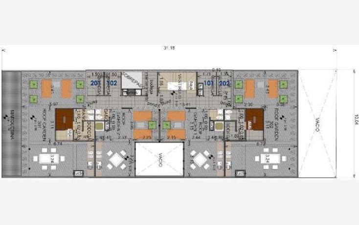 Foto de departamento en venta en  1, vertiz narvarte, benito juárez, distrito federal, 2149652 No. 15