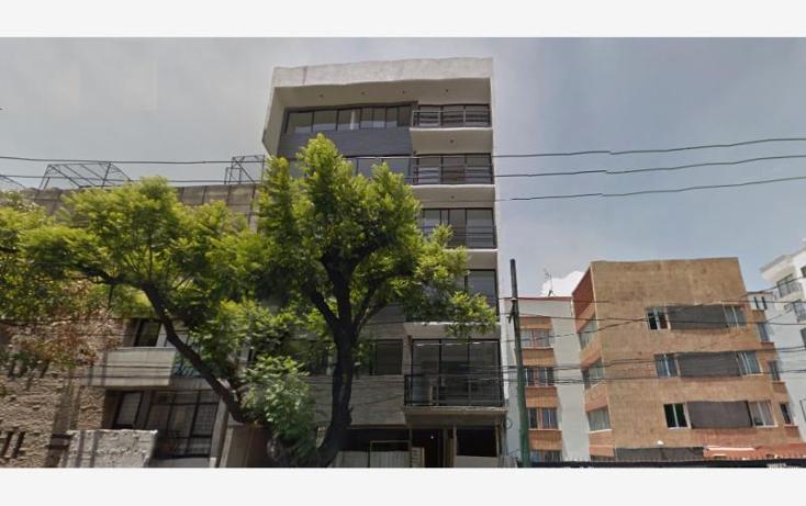 Foto de departamento en renta en  1, vertiz narvarte, benito juárez, distrito federal, 2806515 No. 01