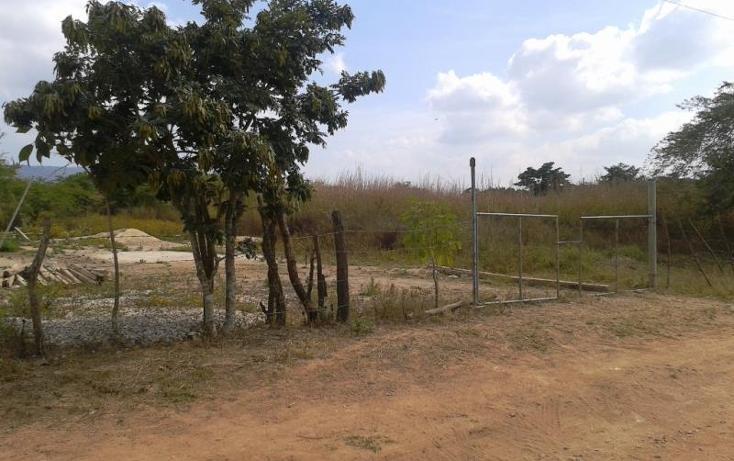 Foto de terreno habitacional en venta en conocido 1, vicente guerrero, ocozocoautla de espinosa, chiapas, 813757 No. 01