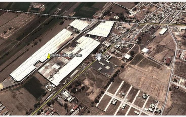 Foto de nave industrial en venta en  1, villa alta, tepetitla de lardiz?bal, tlaxcala, 1900376 No. 01