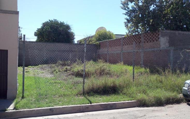 Foto de terreno habitacional en venta en  1, villa california, cajeme, sonora, 860099 No. 02