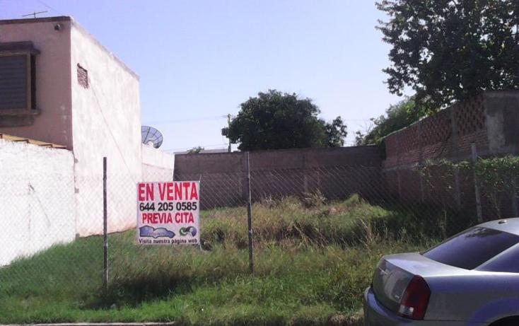 Foto de terreno habitacional en venta en  1, villa california, cajeme, sonora, 860099 No. 07