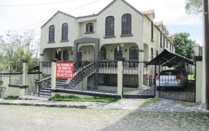 Foto de casa en venta en  1, villa de los frailes, san miguel de allende, guanajuato, 503766 No. 03