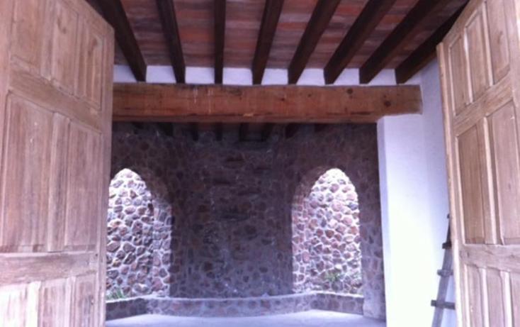 Foto de casa en venta en  1, villa de los frailes, san miguel de allende, guanajuato, 679913 No. 09