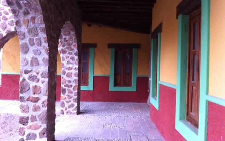 Foto de casa en venta en  1, villa de los frailes, san miguel de allende, guanajuato, 679913 No. 16