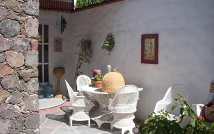 Foto de casa en venta en  1, villa de los frailes, san miguel de allende, guanajuato, 685429 No. 10