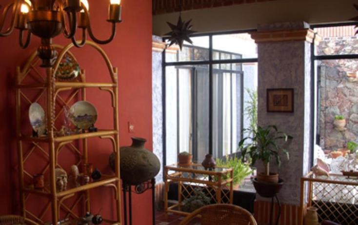 Foto de casa en venta en  1, villa de los frailes, san miguel de allende, guanajuato, 685429 No. 14