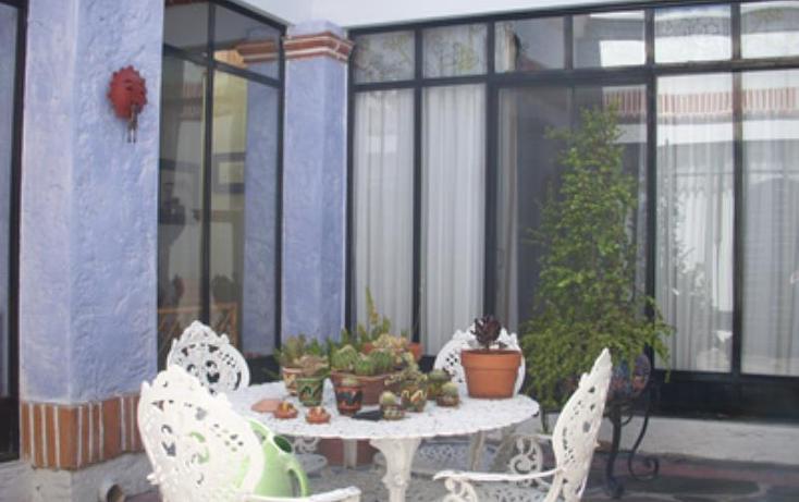 Foto de casa en venta en  1, villa de los frailes, san miguel de allende, guanajuato, 685429 No. 18