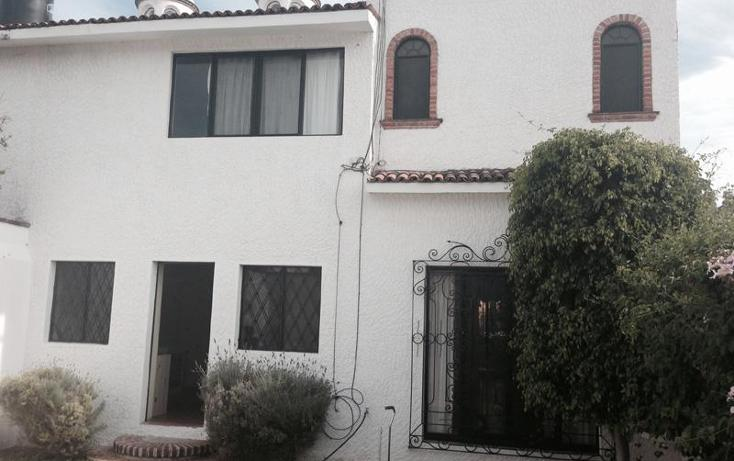 Foto de casa en venta en  1, villa de los frailes, san miguel de allende, guanajuato, 690817 No. 05