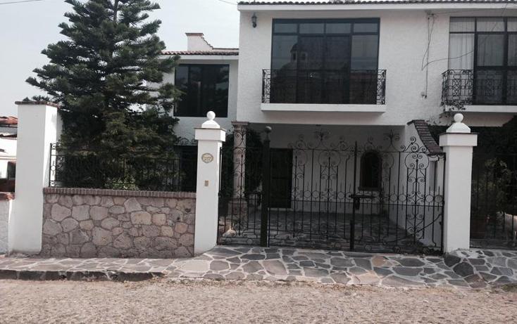 Foto de casa en venta en  1, villa de los frailes, san miguel de allende, guanajuato, 690817 No. 20