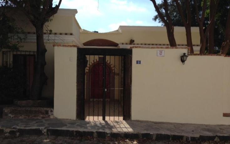 Foto de casa en venta en  1, villa de los frailes, san miguel de allende, guanajuato, 690897 No. 04