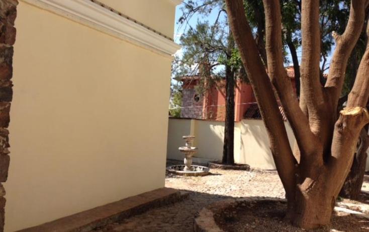 Foto de casa en venta en  1, villa de los frailes, san miguel de allende, guanajuato, 690897 No. 07