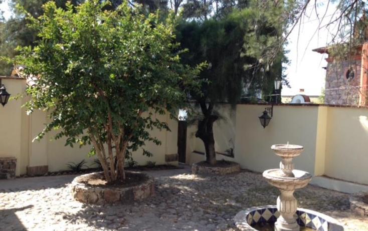Foto de casa en venta en  1, villa de los frailes, san miguel de allende, guanajuato, 690897 No. 09