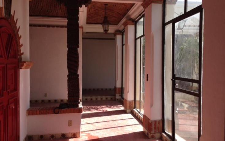 Foto de casa en venta en  1, villa de los frailes, san miguel de allende, guanajuato, 690897 No. 12